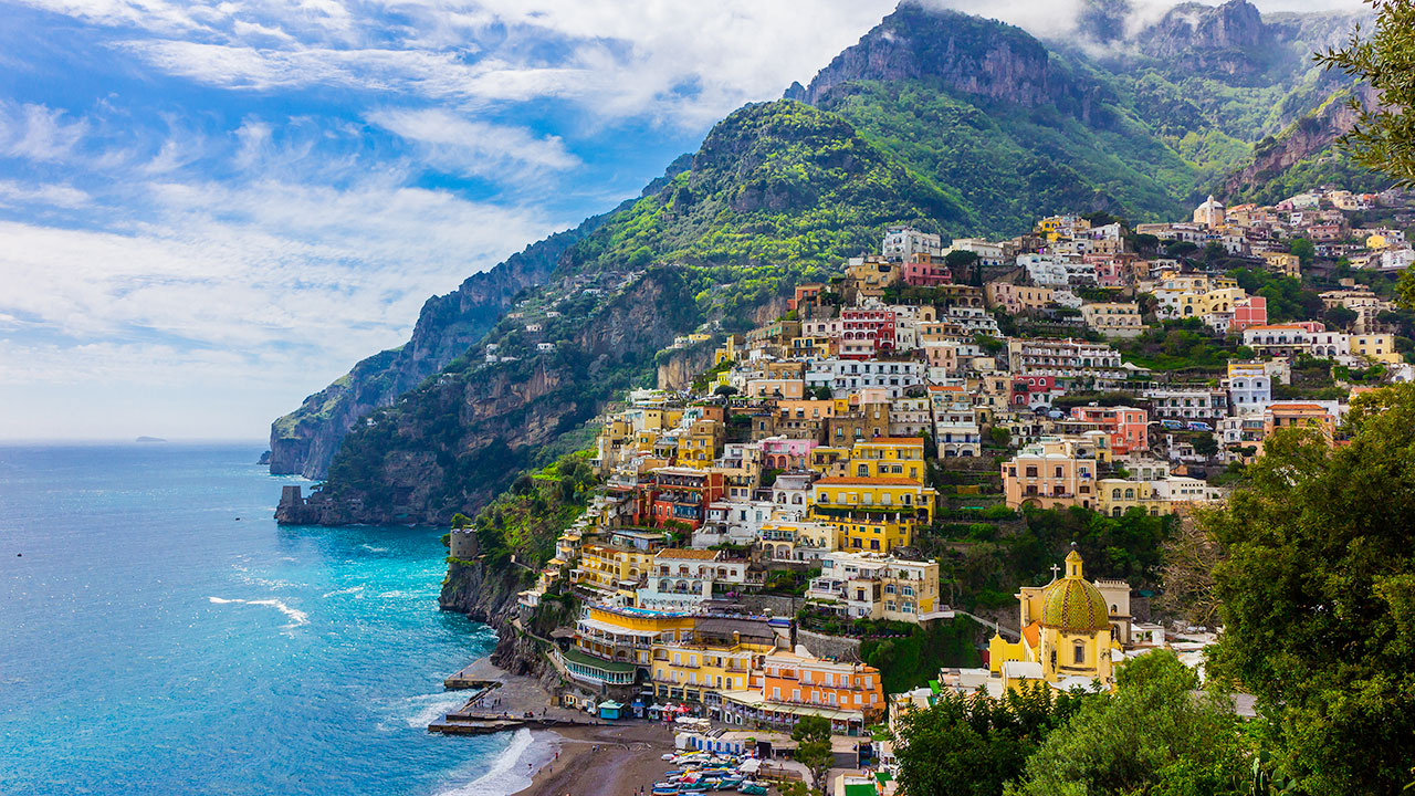 La Cote Amalfitaine 10 Endroits A Visiter Sur La Cote Amalfitaine